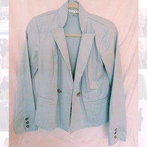 CAbi blue jacket/blazer